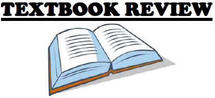 Textbook Review - Available August 27 - October 25
